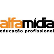 Logo Alfamídia Educação Profissional