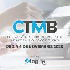 Banner - 1º Congresso Brasileiro de Transporte de Material Biológico e Sensível - CTMB