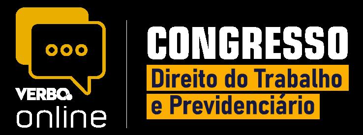 Banner - Congresso Direito do Trabalho e Previdenciáario