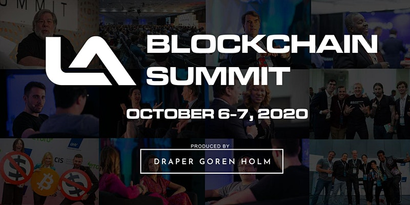 Banner - L.A. Blockchain Summit
