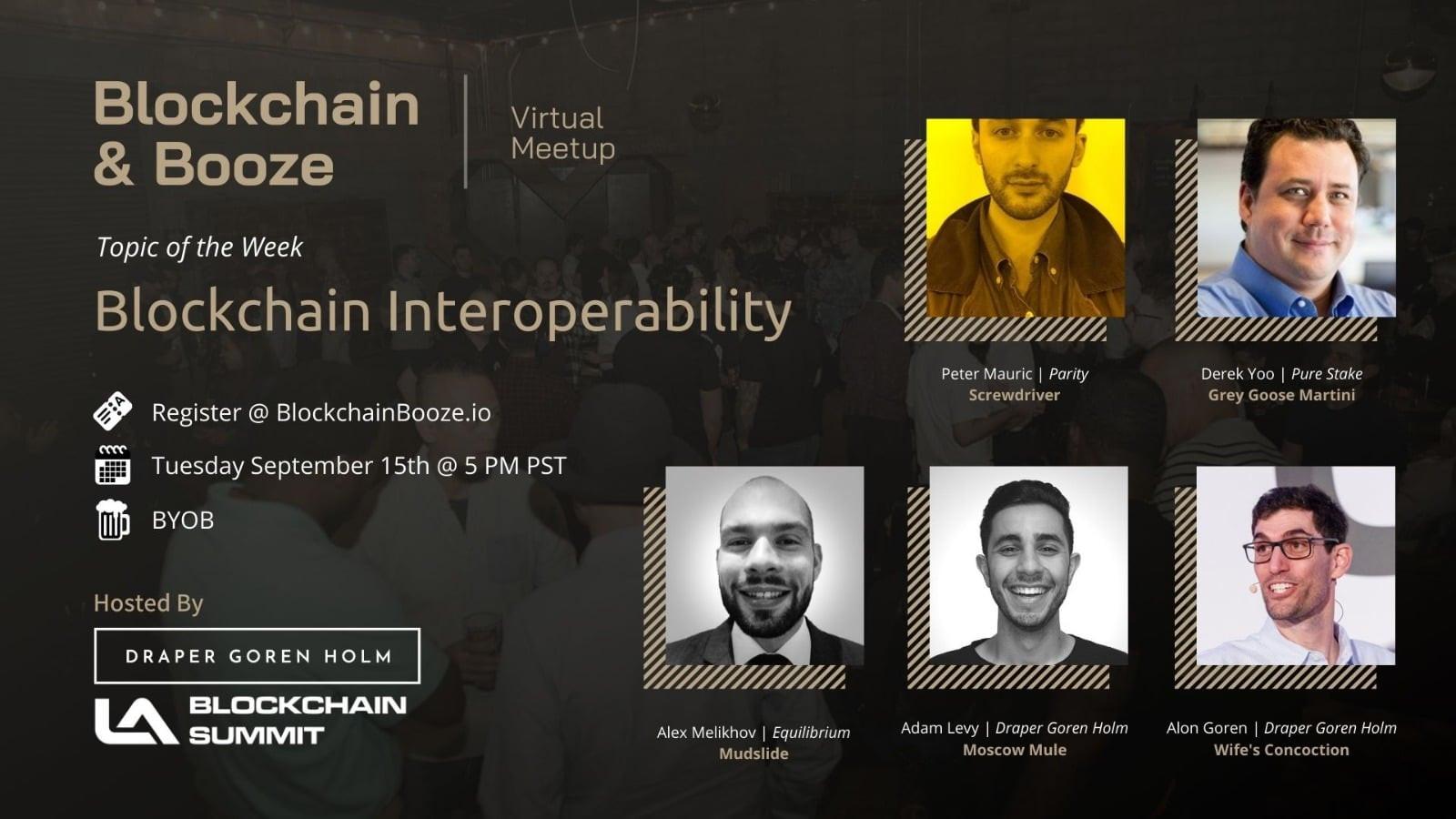 Imagem de L.A. Blockchain Summit Imagem 1