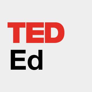 Cursos EAD gratuitos: Ted-Ed - Logo