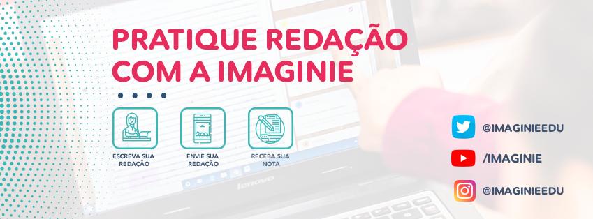 Preparatório ENEM online: Imaginie - Imagem 1