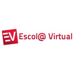 Logo Escola Virtual - Fundação Bradesco