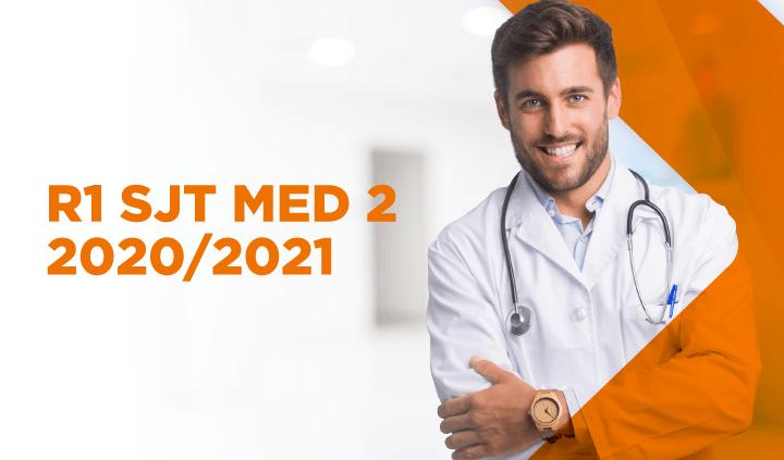 Banner - R1 SJT MED II 2020/2021 - Preparatório para Residência Médica 2 Anos - Extensivo Online com Material Impresso