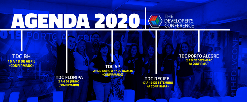 Banner - #TheDevConf 2020