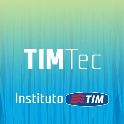 Cursos EAD gratuitos: Tim Tec - Logo