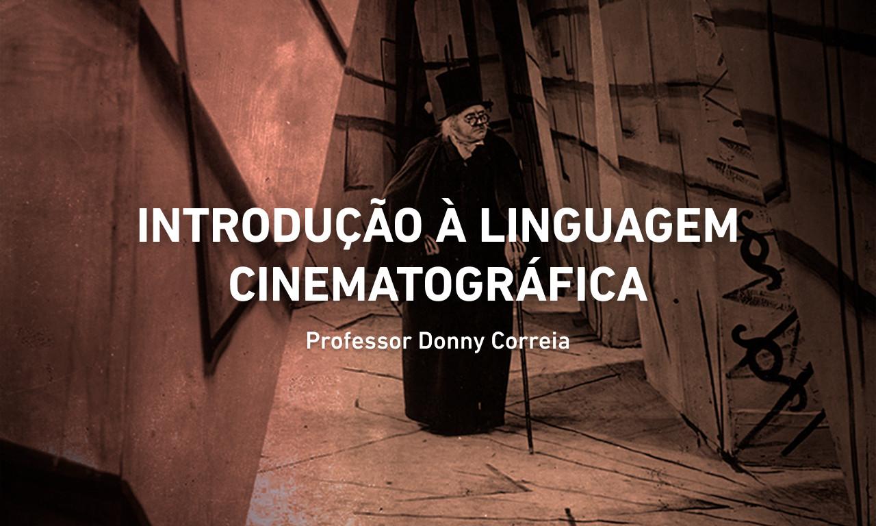 Banner - Introdução à Linguagem Cinematográfica