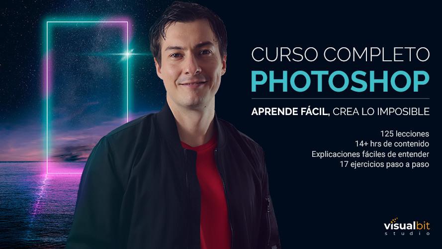 Banner - Curso Completo de Photoshop
