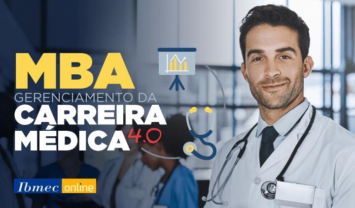 Banner - MBA Gerenciamento da Carreira Médica 4.0