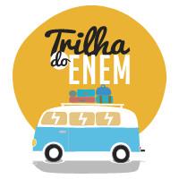 Preparatório ENEM online: Trilha do ENEM - Logo
