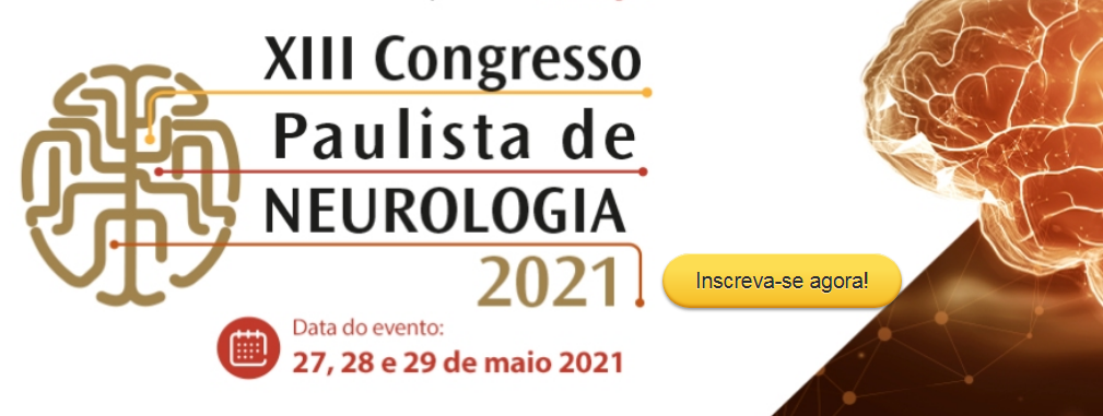 Banner - XIII Congresso Paulista de Neurologia