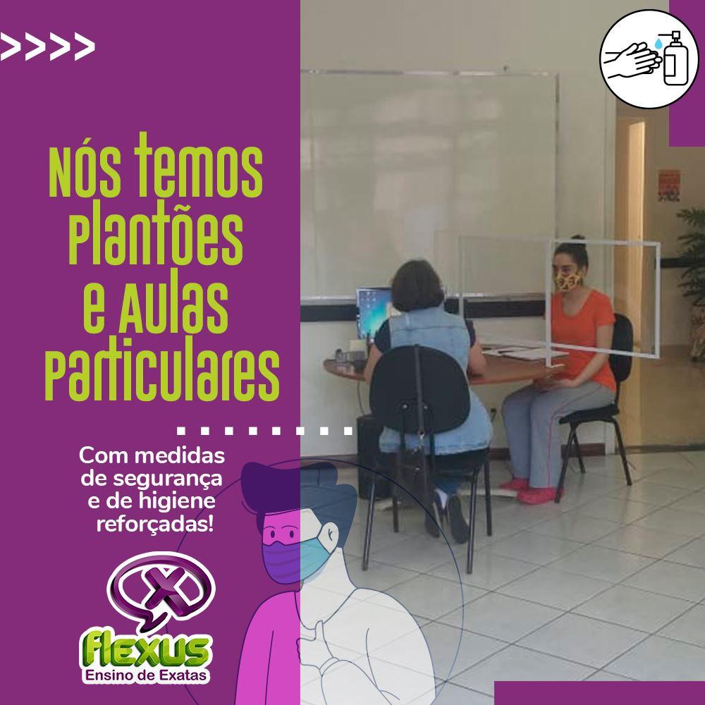 Preparatório ENEM online: Flexus Ensino de Exatas - Imagem 3