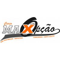 Preparatório ENEM online: Curso MaxOpção - Logo