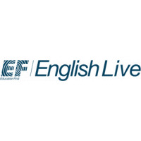 Logo EF English Live