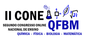 Banner - Congresso Online de Ensino deQuímica, Física e Biologia