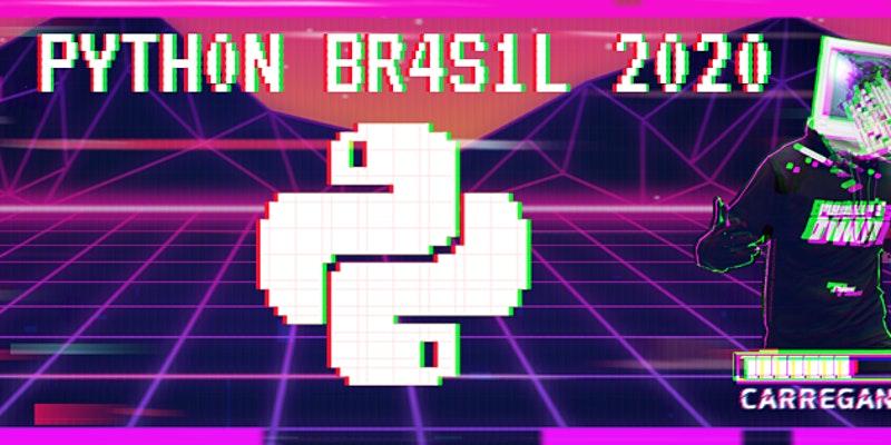 Banner - Python Brasil 2020