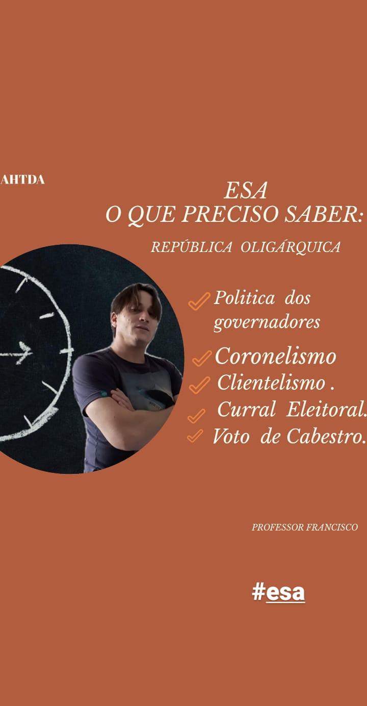 Preparatório ENEM online: Professor de história  - Imagem 4