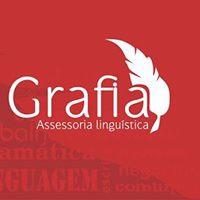 Logo Grafia Assessoria Linguística