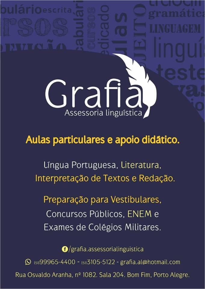 Imagem de Grafia Assessoria Linguística Imagem 2