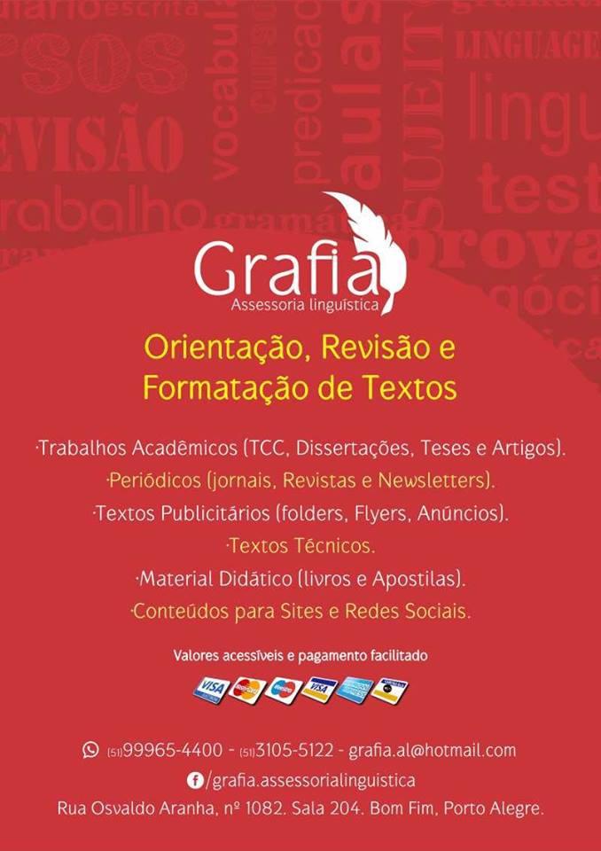Imagem de Grafia Assessoria Linguística Imagem 3
