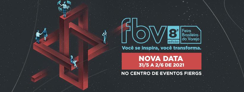 Banner - FBV - Feira Brasileira do Varejo