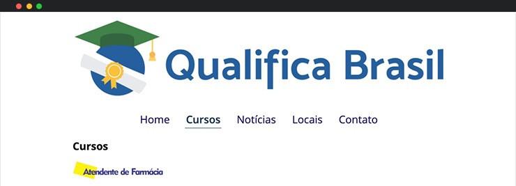 Imagem de Qualifica Mais Brasil Imagem 1