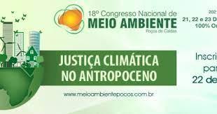 Banner - 18ª Congresso Nacional de Meio Ambiente de Poços de Caldas