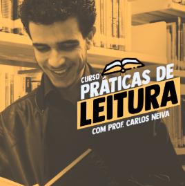 Banner - Curso de Práticas de Leitura