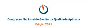 Banner - Congresso Nacional de Gestão da Qualidade Aplicada - CONGESQUA 2021