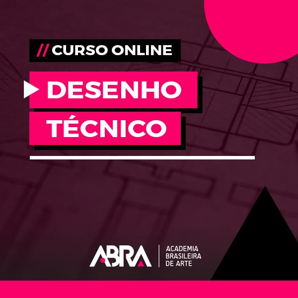 Banner - Curso de Desenho Técnico