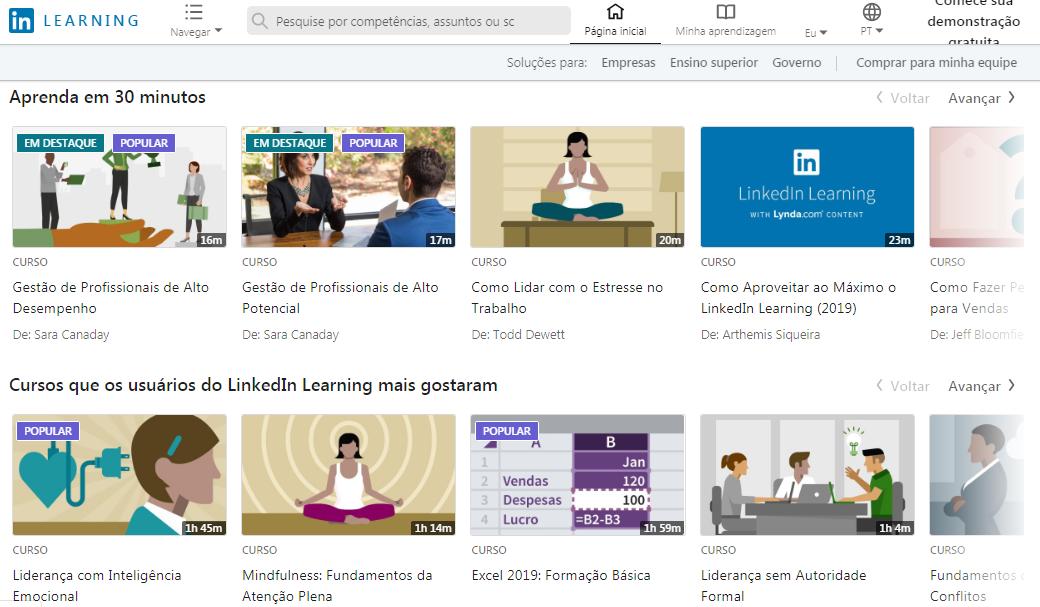Imagem de Linkedin Learning Imagem 3