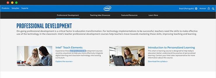 Imagem de Intel  Imagem 1