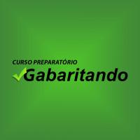 Preparatório ENEM online: Curso Preparatório Gabaritando - Logo